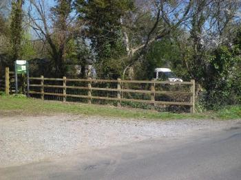 new fence completed